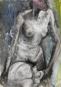 jessie au coquillage by jim dine