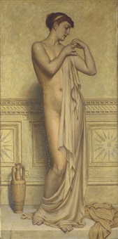 before the bath by arthur hill