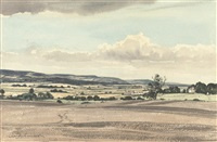 above petworth by claude muncaster