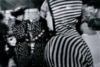 french fashion scene by william klein