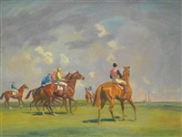 the start newmarket by marjorie may macbeth-raeburn