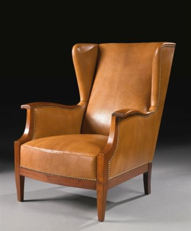 armchair by frits henningsen