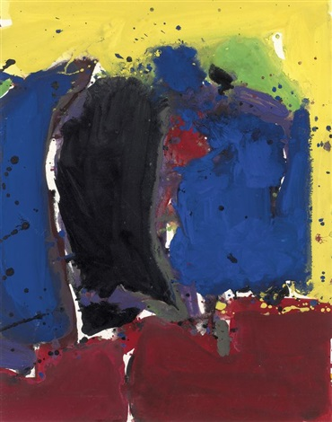 composition by sam francis