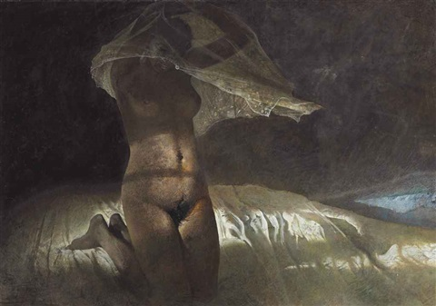 heat lightning by andrew wyeth