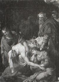 the lamentation by jacques sablet