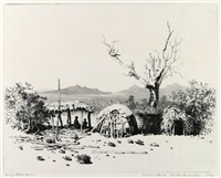 apache indians houses