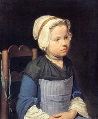 la petite rêveuse by jean françois gilles colson
