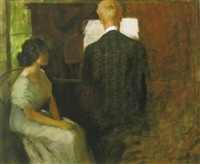 piano lessons by florence carlyle
