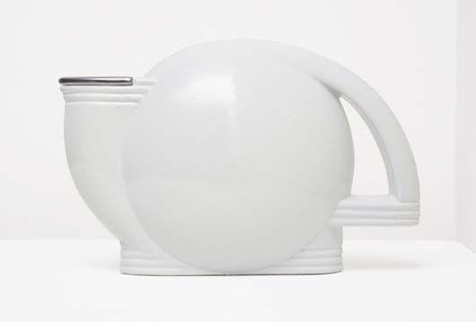 rare teapot by paul schreckengost