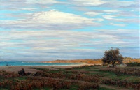 paisaje by ceferino carnacini