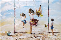 the swings by lorna miller