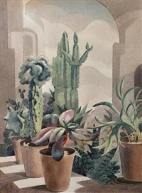 cactus house by james gray