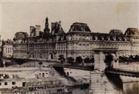 hôtel de ville de paris, pl.3 by francois alphonse fortier