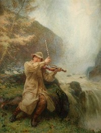 the song of the stream by edward frederick brewtnall