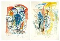 masks by yusof ghani
