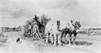 the plough team by walter henry pigott