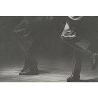 dancers' legs (from new york 19) by roy decarava