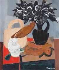 florero negro by héctor basaldúa