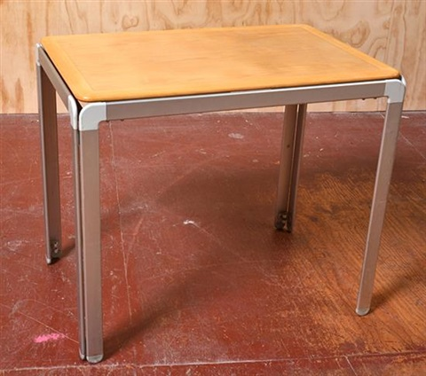side table by arne jacobsen
