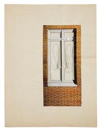 la bagarre d'austerlitz - fenêtre by marcel duchamp