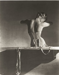 mainbocher corset by horst p. horst