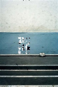 mur, rue greneta (from the already-made series) by david cousin-marsy