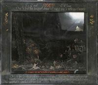 vision de l'apocalypse by arthur chaplin