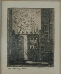 the studio gate by elizabeth o'neill verner