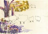 oh dear sheep (from bernice's sheep) by john lennon