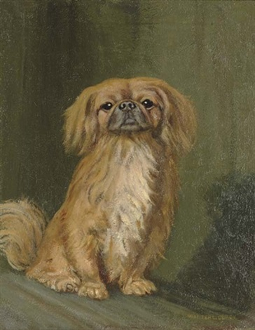 the pooch by walter leighton clark