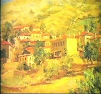 summer in hrahova by stelios miliadis