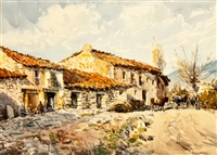 escena rural by vicente pastor calpena