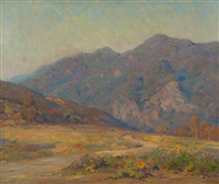 eaton canyon by john frost