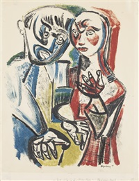 the lovers by robert colquhoun