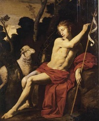 saint john the baptist by hendrick van somer