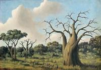 baobabs by simon moroke lekgetho