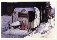 winter, mott street by john salt