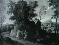 la terre promise by gabriel allegrain