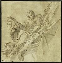 allegoria della temperanza by corrado giaquinto