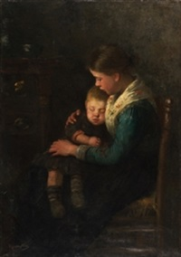 maternidad by ventura alvarez sala