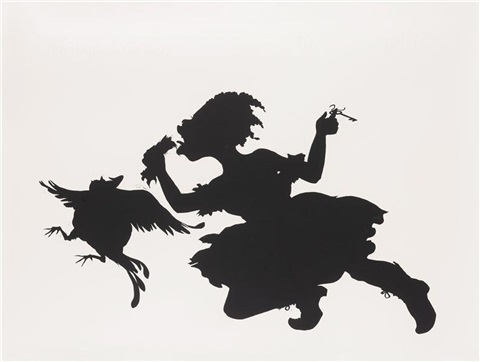 the keys to the coop by kara walker