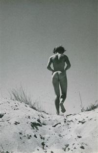 nu sur la dune by pierre boucher