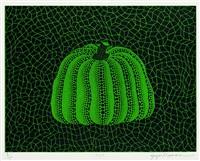 pumpkin 南瓜 by yayoi kusama