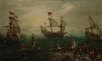 batalla naval by hendrik rietschoof