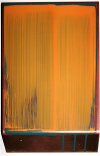 colour collection (9 works) by ciaran lennon