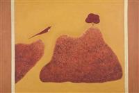 untitled by jagdish swaminathan