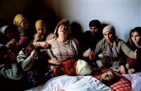 veillée funèbre au kosovo (by roland dufau) by georges merillon