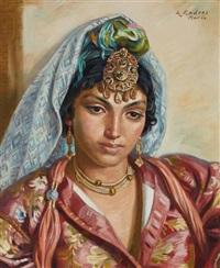jeune marocaine by louis john endres