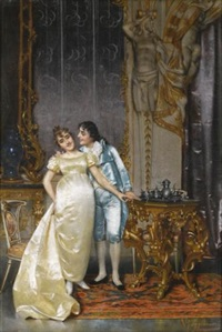 flirtation by vittorio reggianini