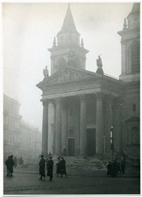kościół św. aleksandra by leonard sempolinski